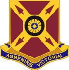 STICKER US ARMY UNIT 1050th Transportation Battalion CREST