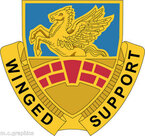 STICKER US ARMY UNIT 104th Aviation Regiment
