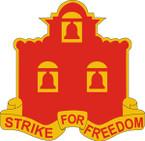 STICKER US ARMY UNIT  III Corps Artillery