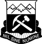 STICKER US ARMY UNIT  Colorado State Area Command
