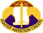 STICKER US ARMY UNIT  96th Civil Affairs Battalion