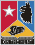 STICKER US ARMY UNIT  71st Battlefield Surveillance Brigade