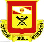 STICKER US ARMY UNIT  5th Engineer Battalion