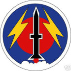 STICKER US ARMY UNIT  56th Field Artillery Brigade
