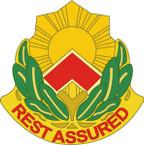 STICKER US ARMY UNIT  593rd Sustainment Brigade