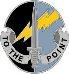STICKER US ARMY UNIT  560th Battlefield Surveillance Brigade CREST