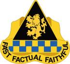 STICKER US ARMY UNIT  525th Battlefield Surveillance Brigade