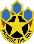 STICKER US ARMY UNIT  472nd Chemical Battalion