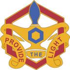 STICKER US ARMY UNIT  466th Chemical Battalion