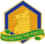 STICKER US ARMY UNIT  455th Chemical Brigade