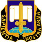 STICKER US ARMY UNIT  415th Civil Affairs Battalion