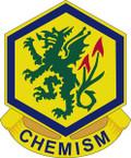 STICKER US ARMY UNIT  415TH Chemical Brigade