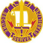 STICKER US ARMY UNIT  405th Civil Affairs Battalion