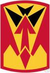 STICKER US ARMY UNIT  35th Air Defense Artillery Brig