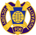STICKER US ARMY UNIT  358th Civil Affairs Brigade