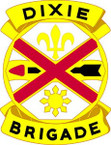 STICKER US ARMY UNIT  31th Chemical Brigade
