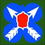 STICKER US ARMY UNIT  21th Corps COL