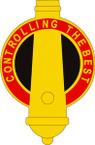 STICKER US ARMY UNIT  210th Fires Brigade