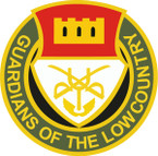 STICKER US ARMY UNIT  202nd Cavalry Regiment