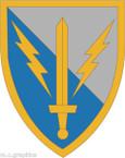 STICKER US ARMY UNIT  201st Battaliob Surveillance HQ and HQ Coy