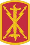 STICKER US ARMY UNIT  17th Fires Brigade