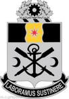 STICKER US ARMY UNIT  10th Engineer Battalion