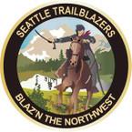 STICKER US ARMY Seattle Recruiting Battalion