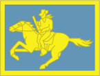 STICKER US ARMY NATIONAL GUARD Wyoming