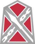 STICKER US ARMY NATIONAL GUARD Virginia