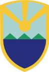 STICKER US ARMY NATIONAL GUARD Virgin Islands