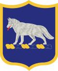 STICKER US ARMY NATIONAL GUARD South Dakota
