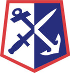 STICKER US ARMY NATIONAL GUARD Rhode Island