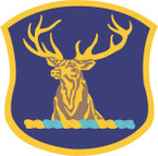 STICKER US ARMY NATIONAL GUARD Idaho