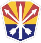 STICKER US ARMY NATIONAL GUARD Arizona