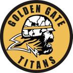 STICKER US ARMY JROTC - Golden Gate High School