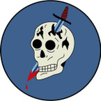 STICKER US ARMY AIR FORCE 363rd Fighter Squadron