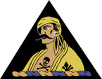 STICKER US ARMY AIR CORPS 6th Bomb Group
