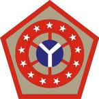 STICKER US ARMY 108th Sustainment Brigade