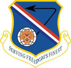 STICKER USAF 377th Air Base Wing