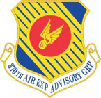 STICKER USAF 370th Air Expeditionary Advisory Group