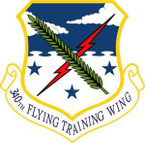 STICKER USAF 340th Flying Training Group