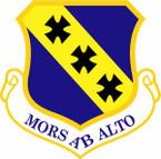 Sticker USAF 7th Bomb Wing
