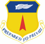 STICKER USAF 36th Wing