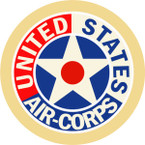 STICKER US AIR CORPS II