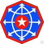 STICKER U S ARMY UNIT Criminal Investigation Cmd