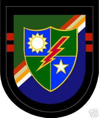 Sticker U S Army Flash 2nd Battalion 75th Ranger Mc Graphic Decals
