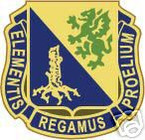 STICKER U S ARMY BRANCH CHEMICAL CORPS