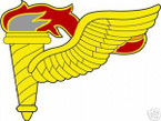 STICKER U S ARMY BADGE Pathfinder COL