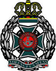 STICKER Royal Rifles Of Canada