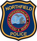 STICKER NORTHFIELD POLICE DEPARTMENT